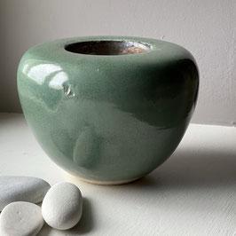 tea light sphere green