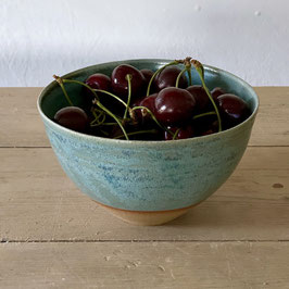 bowl - small teal