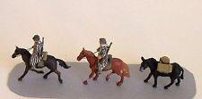 Goumiers marocains 2 cavaliers + une mule (R72447)