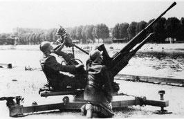 Canon de 25mm anti-aérien modèle 39 (R72212)