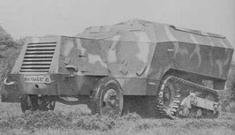 Munitions Zugkraftwagen auf Somua MCG S307 (f) (R72201)
