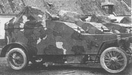 Autocanon Peugeot 37mm 1915 (R72109)