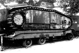 Remorque porte-char Titan Coder 28t pour B1 bis (R72234)