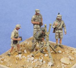 Groupe d'observation de la brigade Ramke (x4) (R72421)