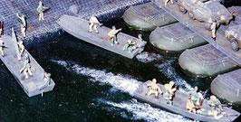 Bateaux d'assaut US (2 petits, 1 moyen & 1 grand) (R72235)