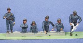 Tankistes hongrois, set 2 (x2, torses x4) (R72427)