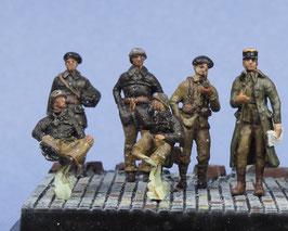 Tankistes français de 1940, set 2 (R72431)