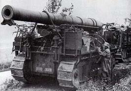 194 GPF (canon chenillé et tracteur porte-munitions) (R72207)