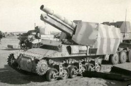 15cm sFH13 sur châssis Lorraine (R72220)