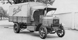 Camion Berliet CBA 1ère & 2ème Guerre Mondiale (R72104)