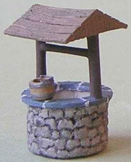 Puits avec tonnelle (R72502)