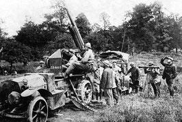 Auto-canon De Dion-Bouton anti-aérien (R76101)