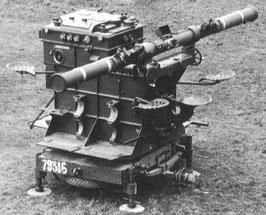 Remorque conduite de tir pour batterie 75mm mod.32 (R72208)