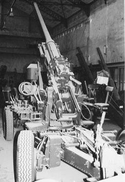 Canon anti-aérien de 75mm Modèle 32 (R72205)