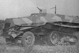Pionier Panzerwagen auf Somua MCG S307 (f) (R72204)