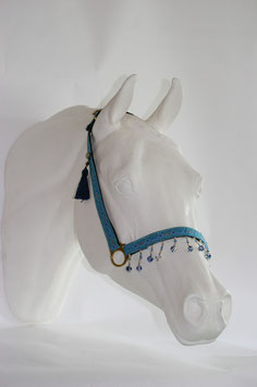 Showhalter made of webbing - Foal