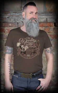 T-Shirt The Woodie Garage