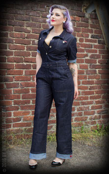 Ladies Jeans Overall