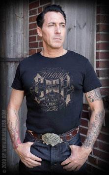 T-Shirt - Shot a man in Reno