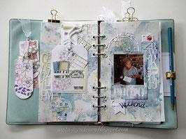 Creative Journaling  | Planner nieuwe stijl- Anita Izendoorn