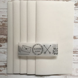 Travelers Notebook Vellum Inserts