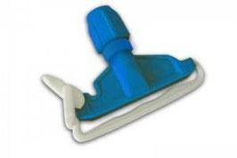 Pinza plastica per mop BLU