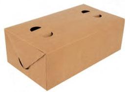 Scatola Take Away AVANA cm. 11x18x7  - 1L - 50 pezzi