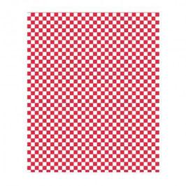 Carta antigrasso F. ROSSO cm. 28x34 - 1.000 pezzi