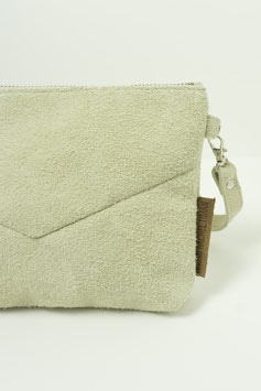 SMALL CROSSBODY BAG - CREME