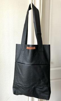 Tote bag - zwart