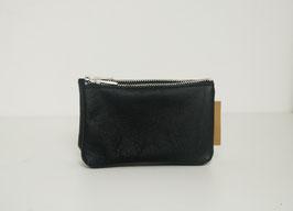 Dubbel wallet - Black