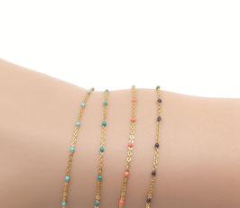 "Bracelet ""Coralie"""