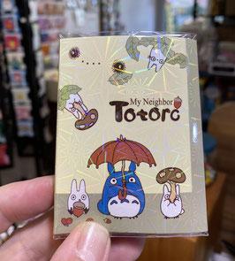 "Mini carnet de post-it ""Mon voisin TOTORO"""