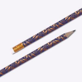 Crayon PIN bleu