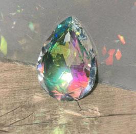 Attrape-soleil goutte en cristal