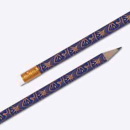 Crayon WAX bleu