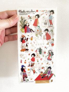 Stickers Heeda