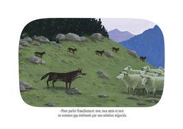 Les loups et les agneaux