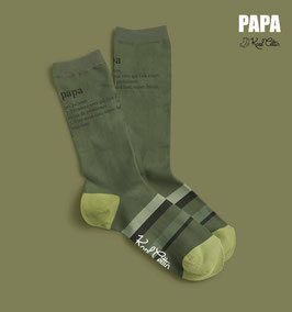 """Chaussettes """"Papa"""""""