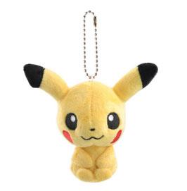 """Mini peluche à accrocher """"Pikachu"""""""