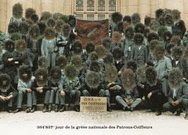 """Carte """"Patrons-Coiffeurs"""""""
