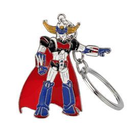 Porte-clé Goldorak cape rouge