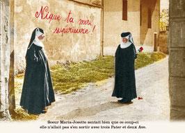 """Carte """"Soeur Marie-Josette"""""""