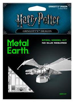 Le dragon de Gingott 3D HARRY POTTER