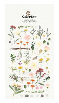 Stickers Fleurs Suatelier