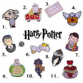 Pin's émaillé Harry Potter