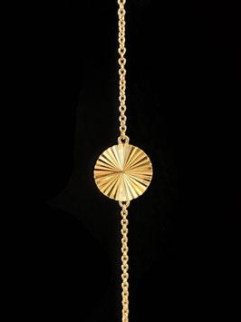 "Bracelet ""Rayon d'or"""