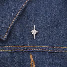 Pin's étoile strassée