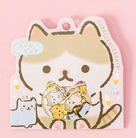 "Stickers ""Chats kawaii"""