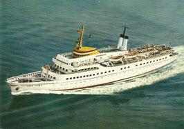 Ansichtskarte - Schiffe - Alte Liebe